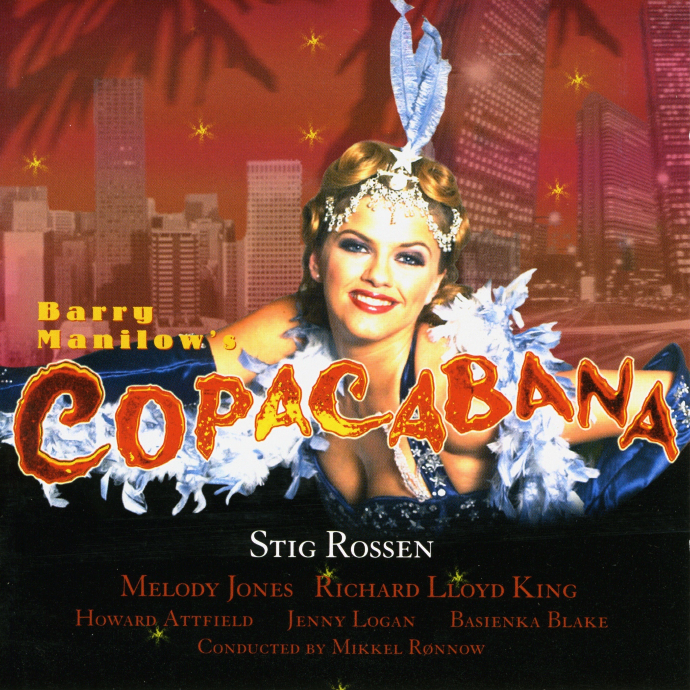 Copacabana 2003 Cast Recording